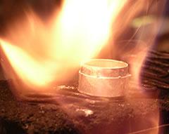 firescale - a feared, but a natural behavior of silver/copper alloys