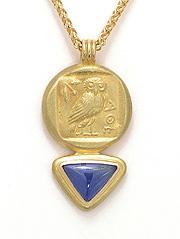 Athena-Blue