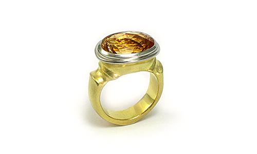 Valencia-citrine-18karatgold-ring